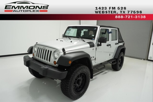 2009 Jeep Wrangler in Webster, TX
