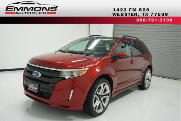 2014 Ford Edge in Webster, TX