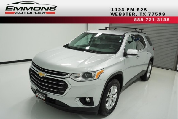 2019 Chevrolet Traverse in Webster, TX