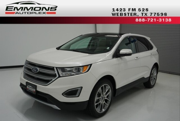 2015 Ford Edge in Webster, TX