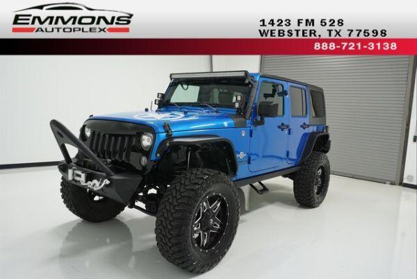 2014 Jeep Wrangler in Webster, TX