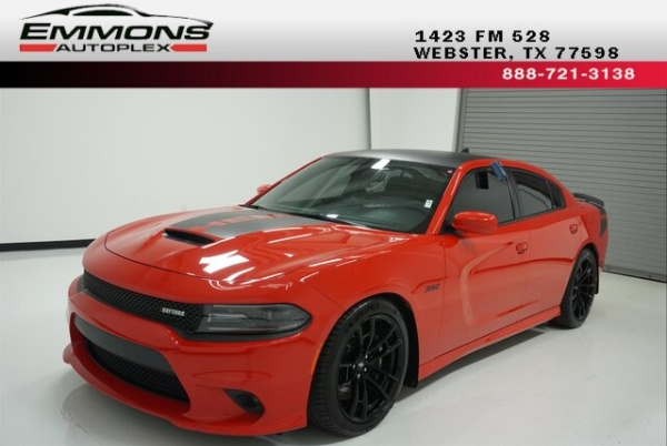 2017 Dodge Charger in Webster, TX