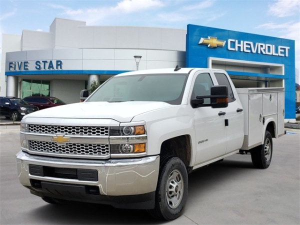 2019 Chevrolet Silverado 2500HD in Carrolton, TX