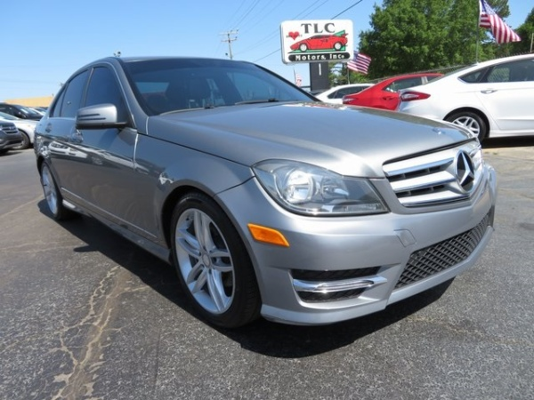 Used mercedes benz c for sale in greenville sc u s for Mercedes benz greenville sc