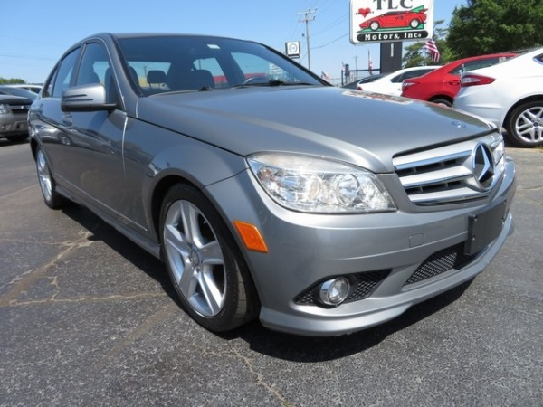 Used mercedes benz c for sale in charlotte nc u s news for Mercedes benz dealer charlotte nc