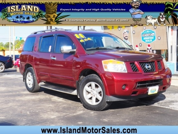 2011 Nissan Armada in Merritt Island, FL