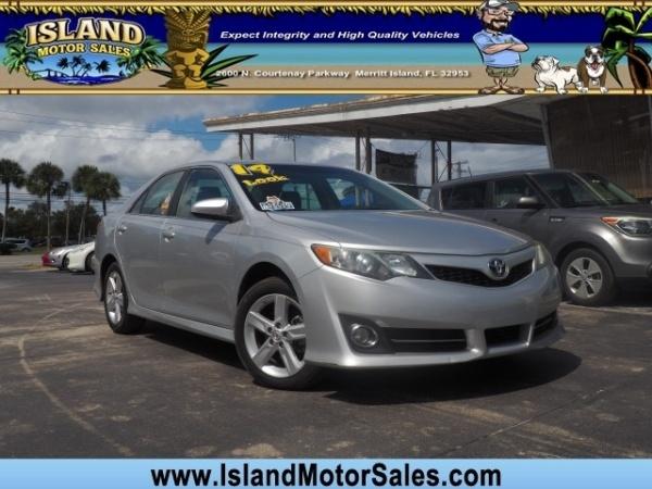 Toyota Merritt Island >> 2014 Toyota Camry 2014 Se I4 Automatic For Sale In Merritt