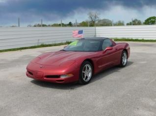 2002 Chevrolet Corvette Coupe For In Pasadena Tx