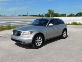 2003 Infiniti Fx Fx35 Without Options Rwd For In Pasadena Tx