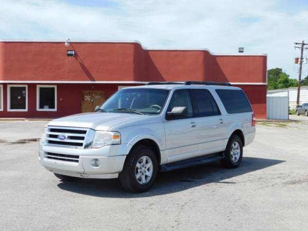 2010 Ford Expedition EL XLT