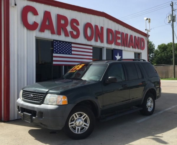 2003 Ford Explorer in Pasadena, TX