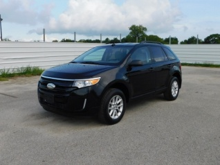 Used  Ford Edge Se Fwd For Sale In Pasadena Tx
