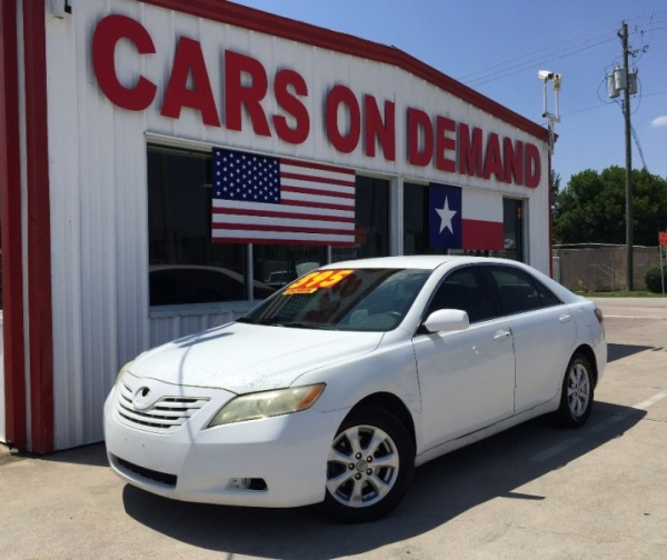 Used Toyota Camry For Sale In Houston, TX
