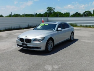 2009 Bmw 750li For Sale >> Used 2009 Bmw 7 Series For Sale Truecar