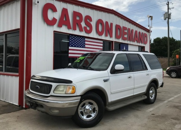 2002 Ford Expedition in Pasadena, TX
