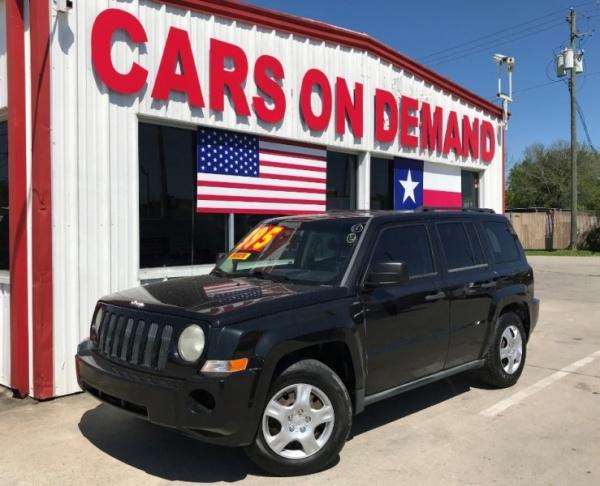 2008 Jeep Patriot in Pasadena, TX