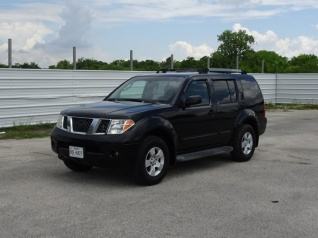 Used 2005 Nissan Pathfinder SE RWD For Sale In Pasadena, TX