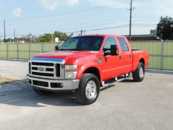 2008 Ford Super Duty F-250 in Pasadena, TX