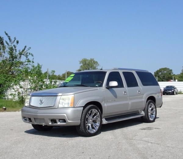Used Cadillac Escalade Esv For Sale: Used Cadillac Escalade For Sale