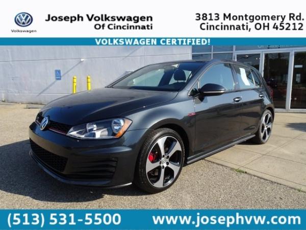 2017 Volkswagen Golf GTI in Cincinnati, OH