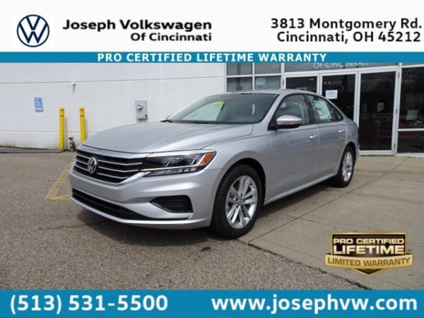 2020 Volkswagen Passat in Cincinnati, OH