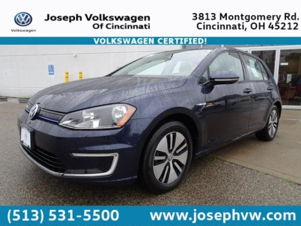 2016 Volkswagen e-Golf in Cincinnati, OH