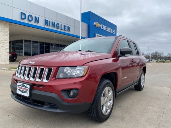 2014 Jeep Compass in Temple, TX
