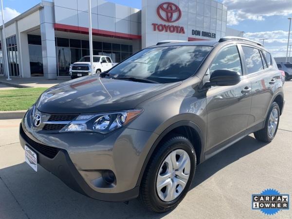 2015 Toyota RAV4 in Temple, TX