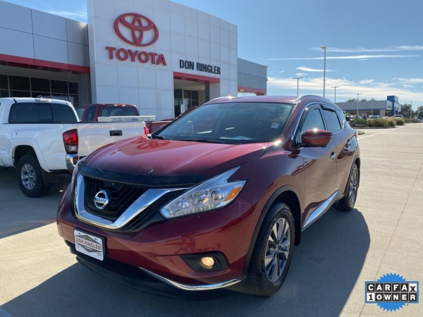 2017 Nissan Murano in Temple, TX