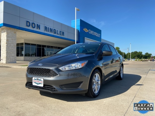 2018 Ford Focus in Temple, TX