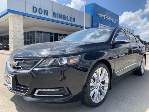 2019 Chevrolet Impala in Temple, TX