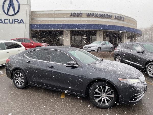 2016 Acura TLX in Salt Lake City, UT