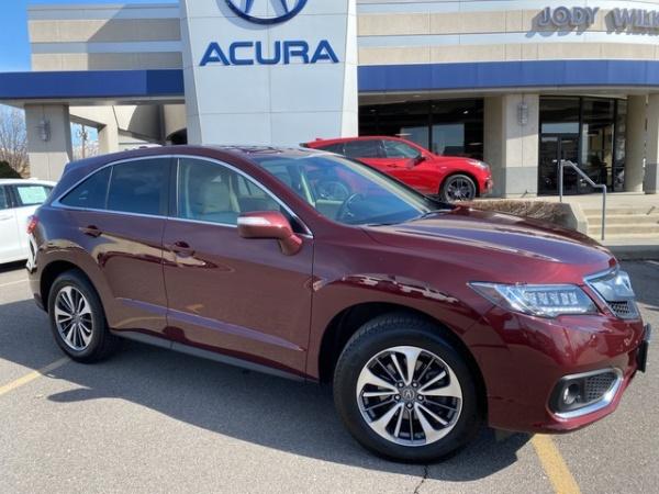 2017 Acura RDX in Salt Lake City, UT