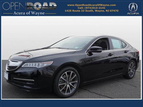 2016 acura tlx v6 sh awd with technology package for sale in wayne nj truecar. Black Bedroom Furniture Sets. Home Design Ideas