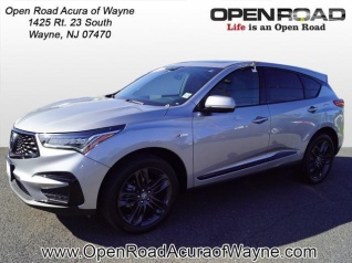 Open Road Acura Wayne >> 2019 Acura Rdx Sh Awd With A Spec Package For Sale In Wayne