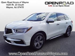Open Road Acura Wayne >> 2018 Acura Mdx Sh Awd For Sale In Wayne Nj Truecar