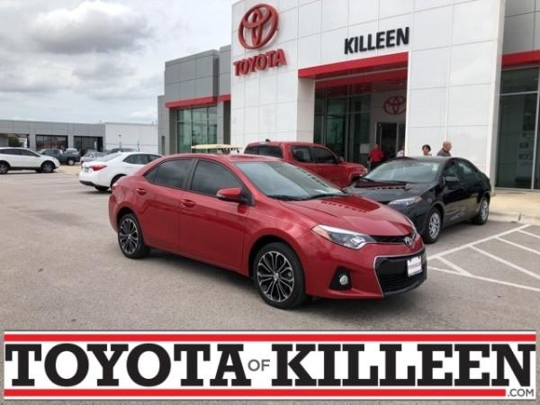 2016 Toyota Corolla in Killeen, TX