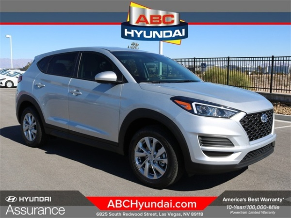 2020 Hyundai Tucson in Las Vegas, NV