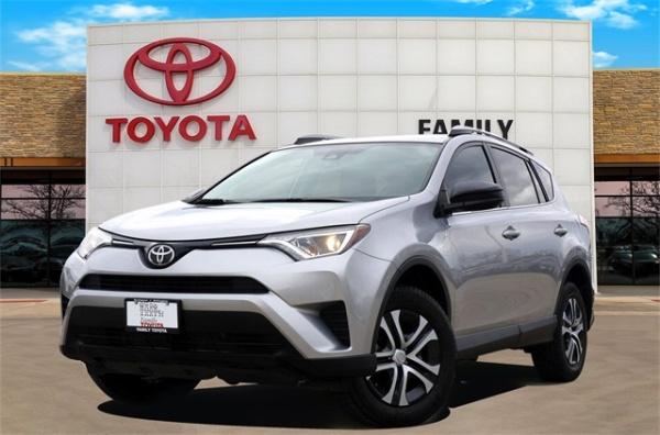 2017 Toyota RAV4 in Burleson, TX