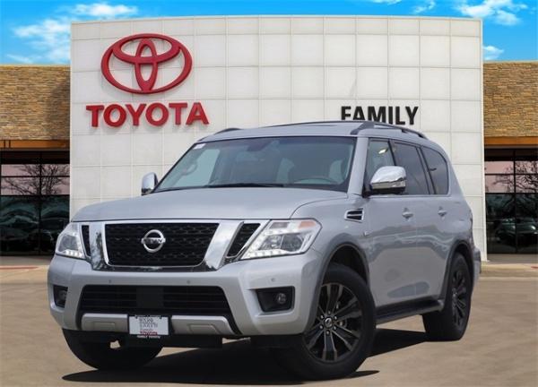 2017 Nissan Armada in Burleson, TX