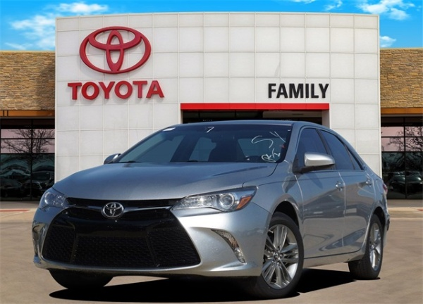 2017 Toyota Camry in Burleson, TX