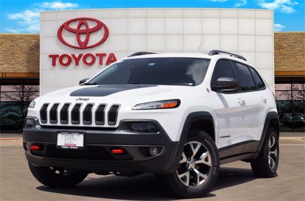 2016 Jeep Cherokee in Burleson, TX