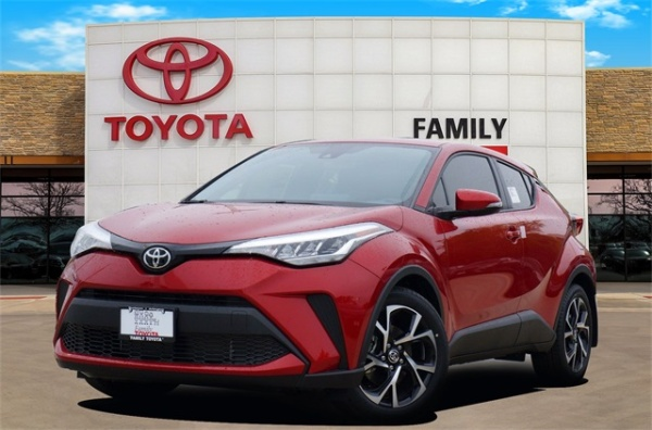 2020 Toyota C-HR in Burleson, TX
