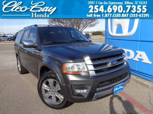 2015 Ford Expedition in Killeen, TX
