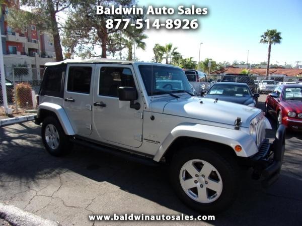2007 Jeep Wrangler in Escondido, CA