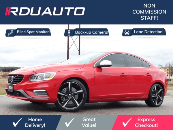 2016 Volvo S60 in Raleigh, NC