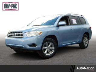 Used 2008 Toyota Highlander V6 FWD For Sale In Tampa, FL