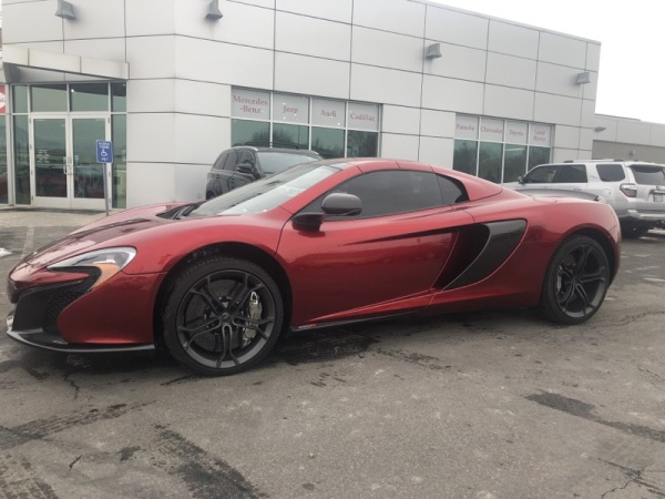 2015 mclaren 650s spider for sale in salt lake, ut | truecar