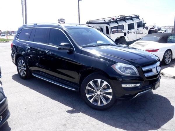 2014 Mercedes-Benz GL in Salt Lake City, UT