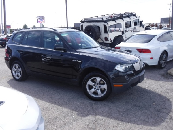 2008 BMW X3 in Salt Lake City, UT